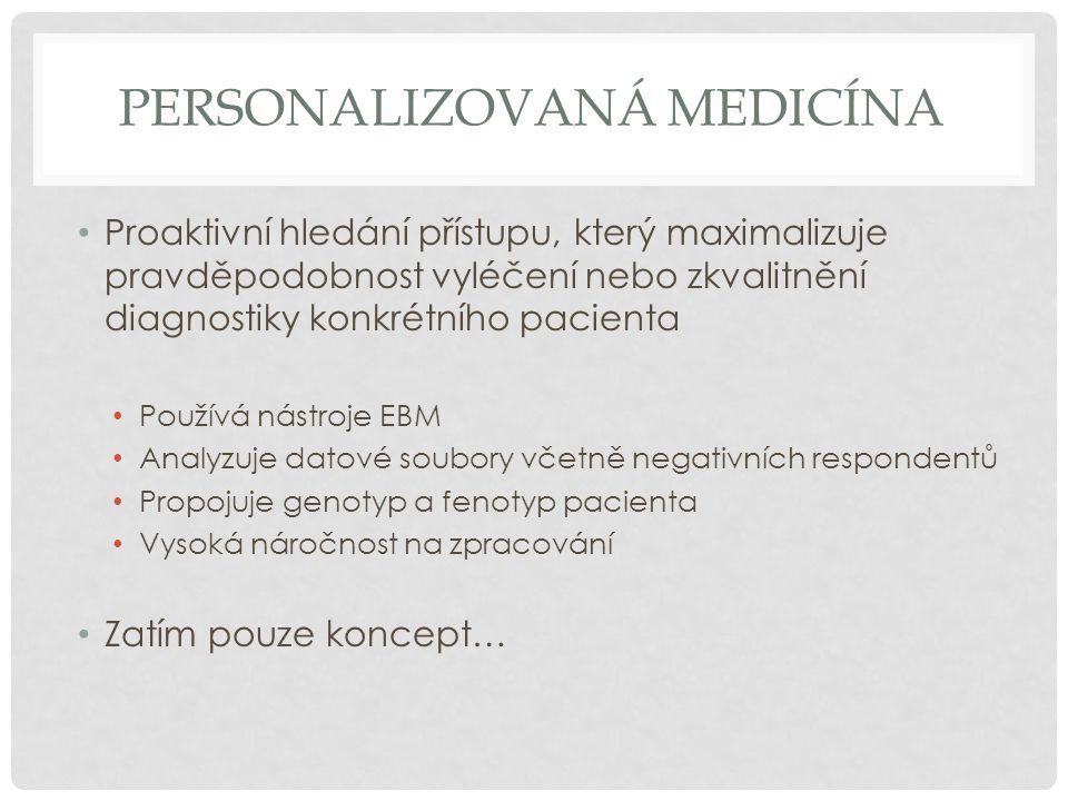 Personalizovaná medicína