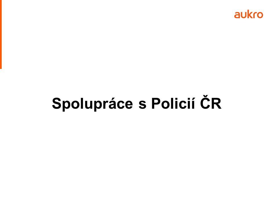 Spolupráce s Policií ČR