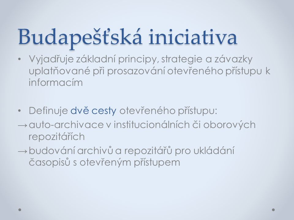Budapešťská iniciativa