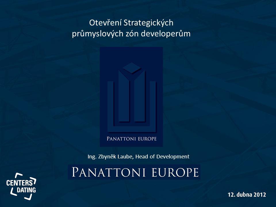 Otevření Strategických průmyslových zón developerům