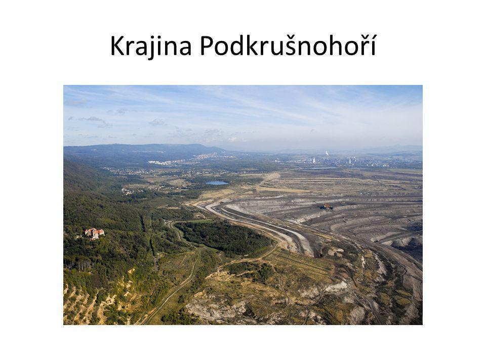 Krajina Podkrušnohoří