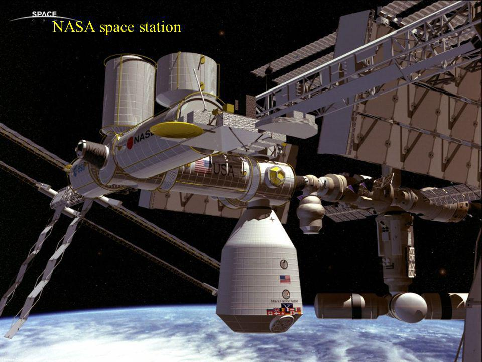 NASA space station