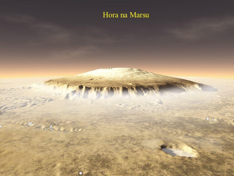 Hora na Marsu