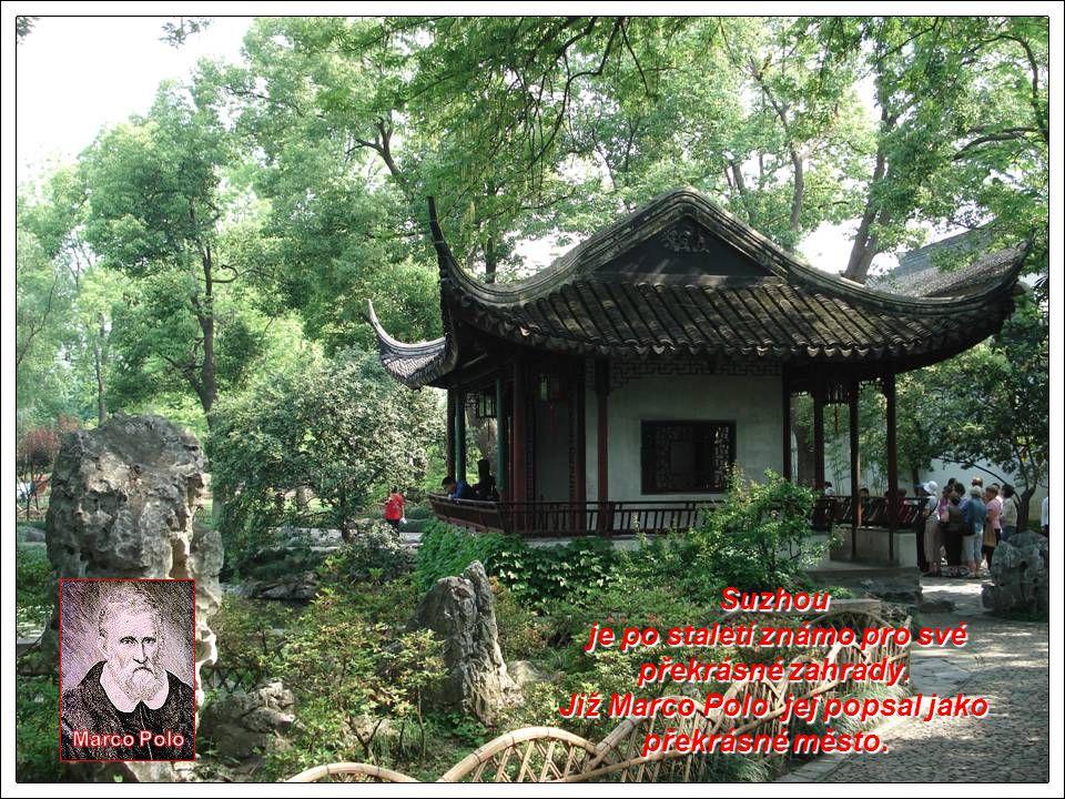 je po staletí známo pro své překrásné zahrady.