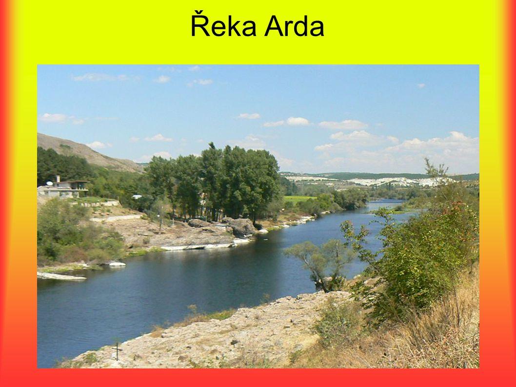 Řeka Arda