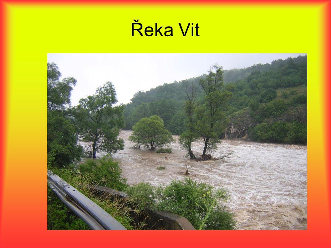 Řeka Vit