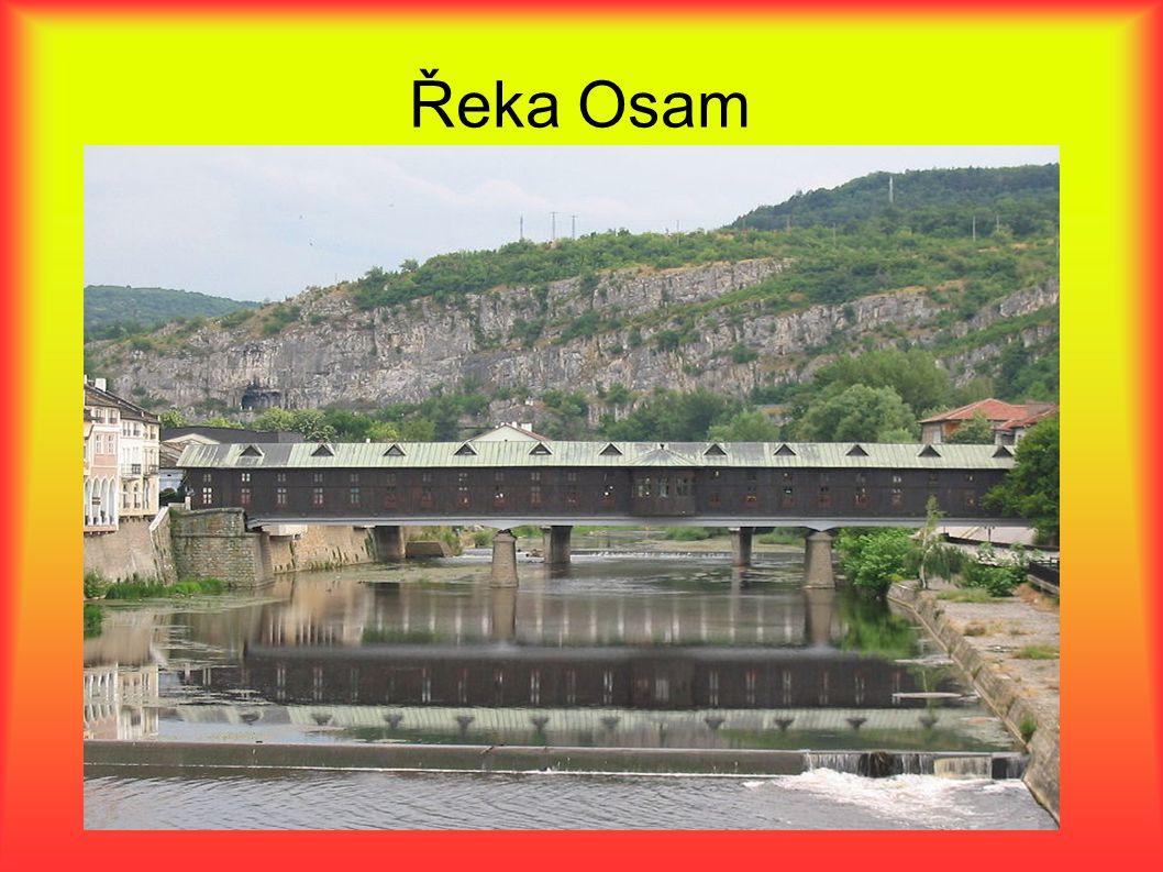 Řeka Osam