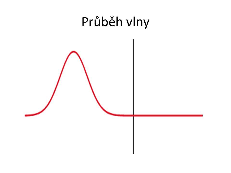 Průběh vlny