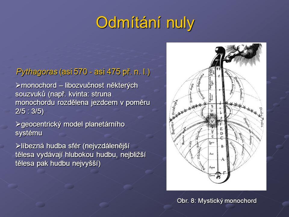 Pythagoras (asi 570 - asi 475 př. n. l.)