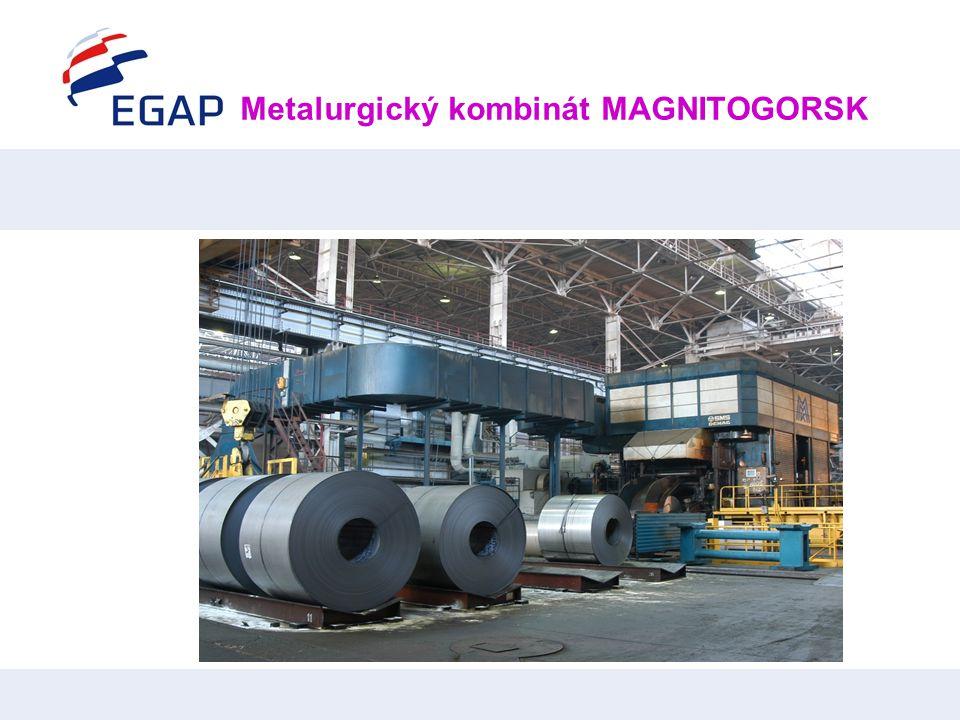 Metalurgický kombinát MAGNITOGORSK
