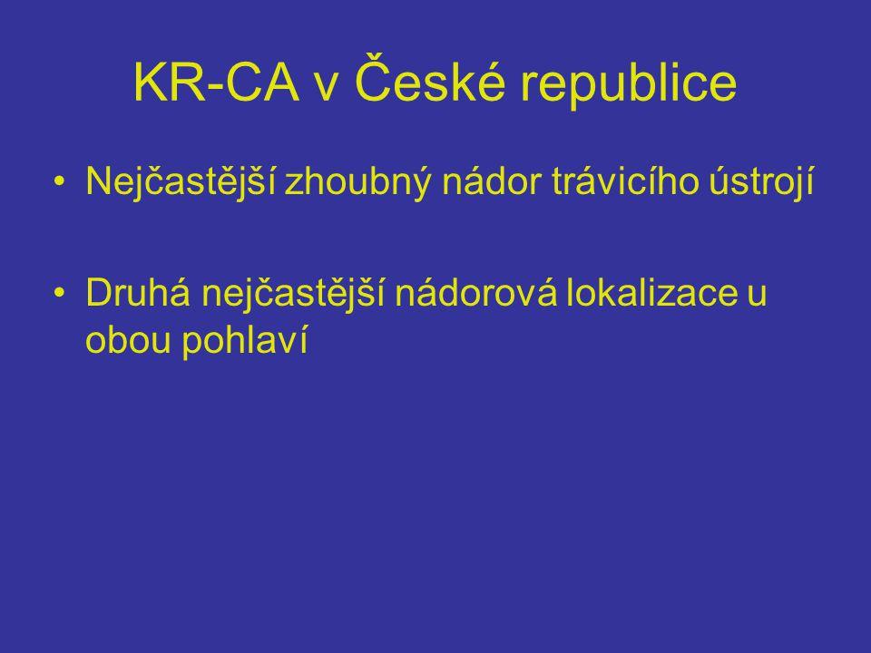 KR-CA v České republice