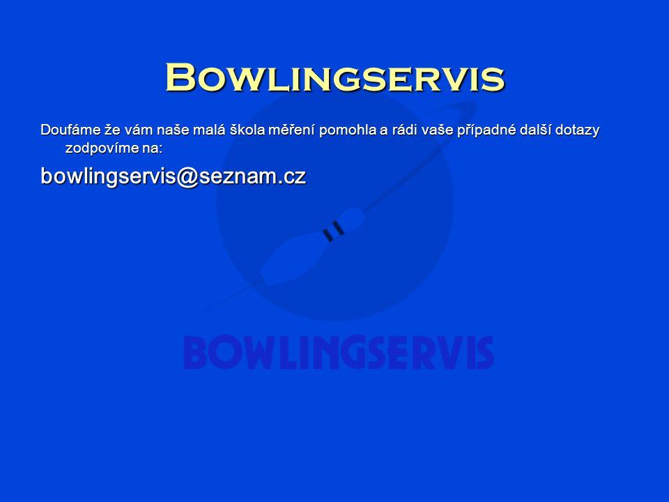 Bowlingservis bowlingservis@seznam.cz