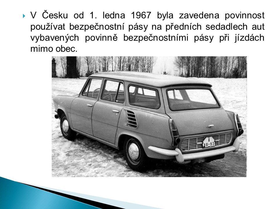 V Česku od 1.