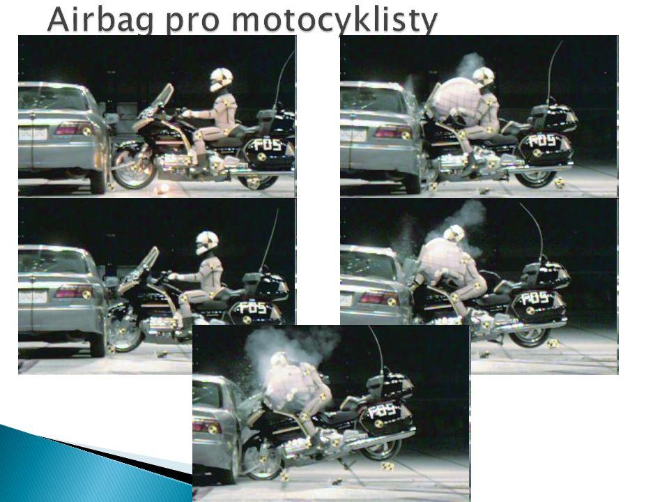 Airbag pro motocyklisty