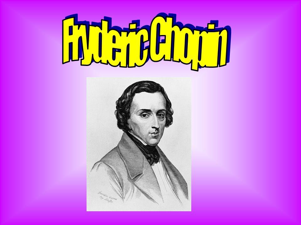 Fryderic Chopin