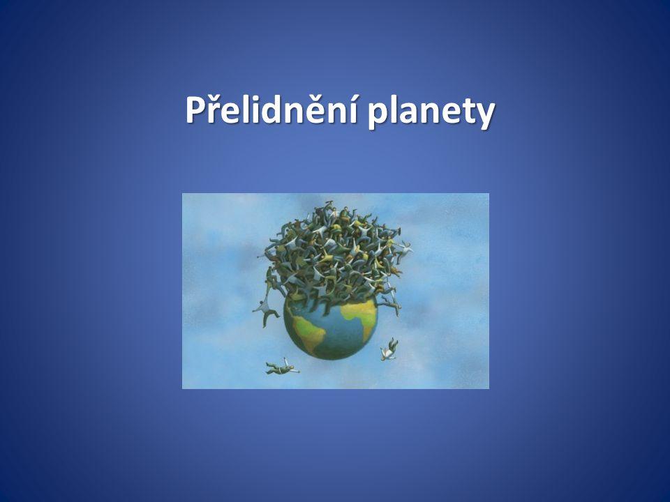 Přelidnění planety