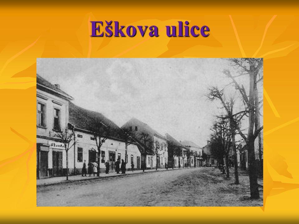 Eškova ulice