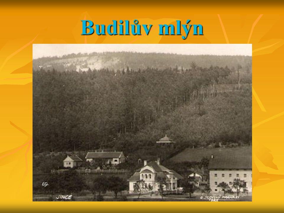 Budilův mlýn