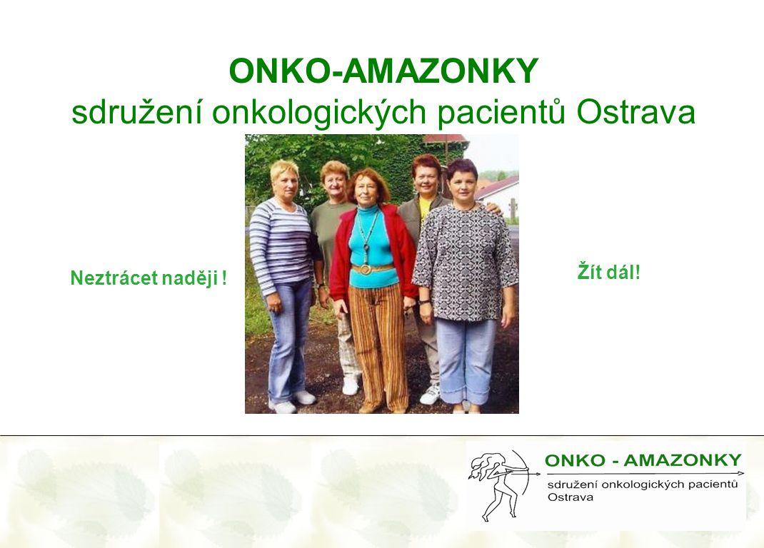 sdružení onkologických pacientů Ostrava