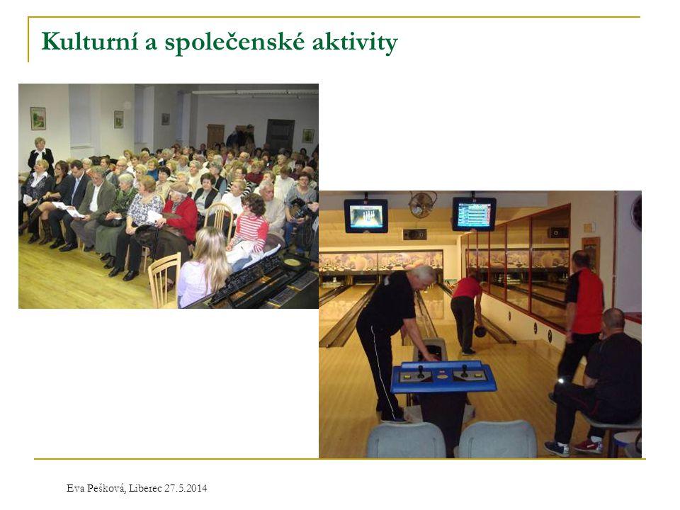 Kulturní a společenské aktivity