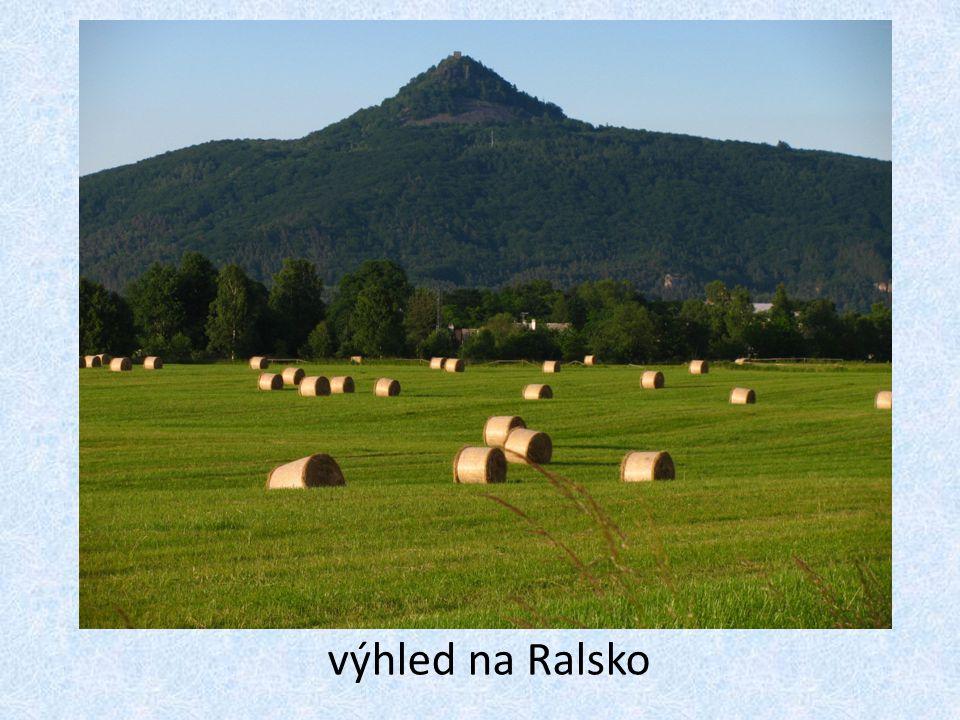 výhled na Ralsko