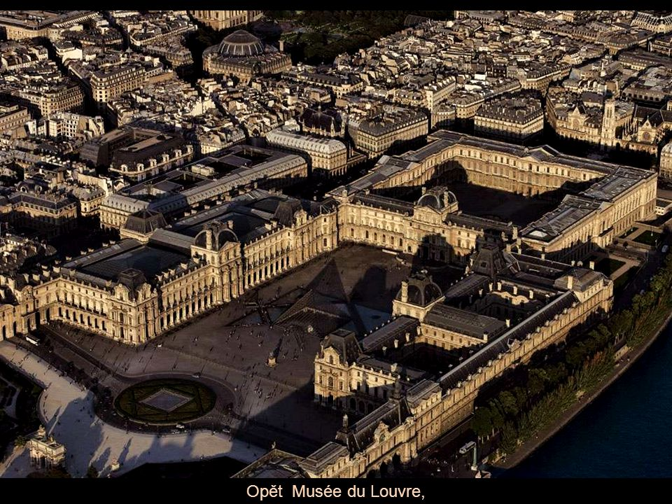 Opět Musée du Louvre,