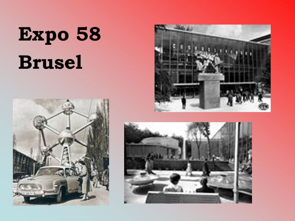 Expo 58 Brusel