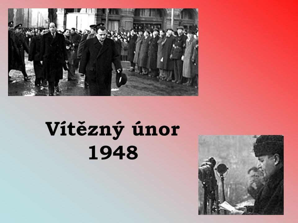 Vítězný únor 1948