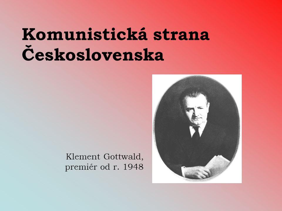 Komunistická strana Československa