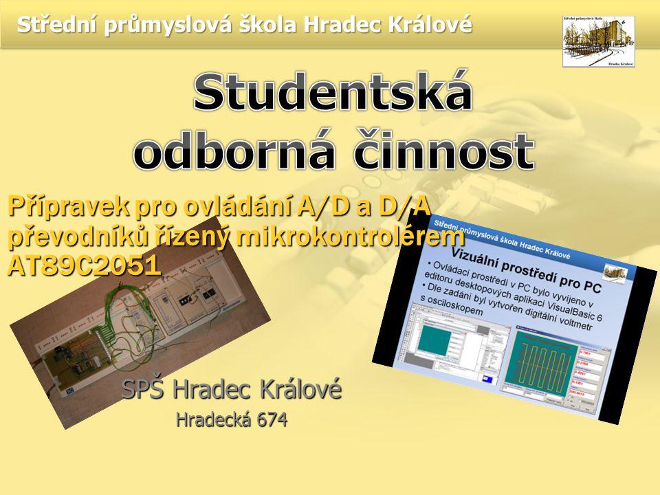 SPŠ Hradec Králové Hradecká 674