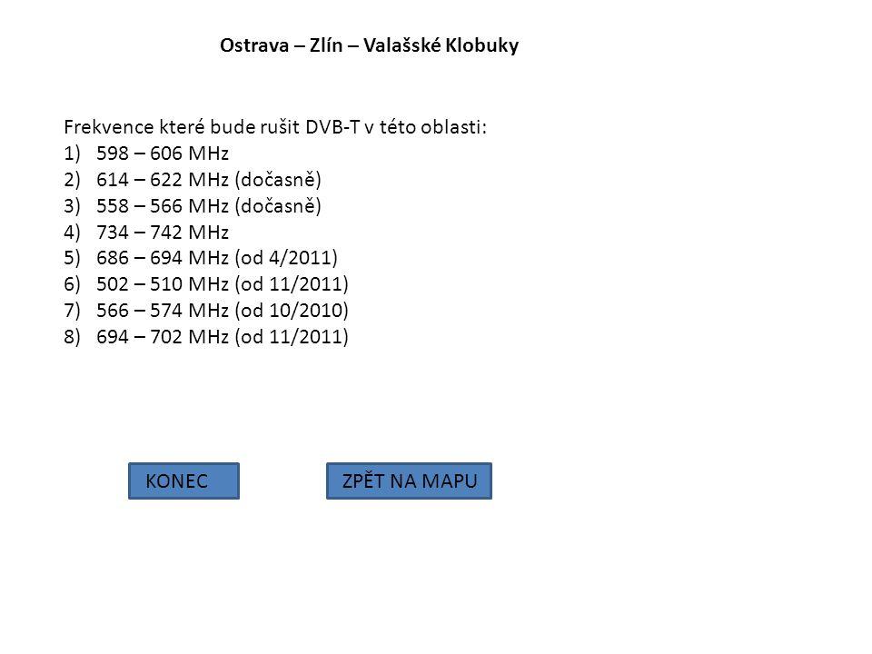 Ostrava – Zlín – Valašské Klobuky