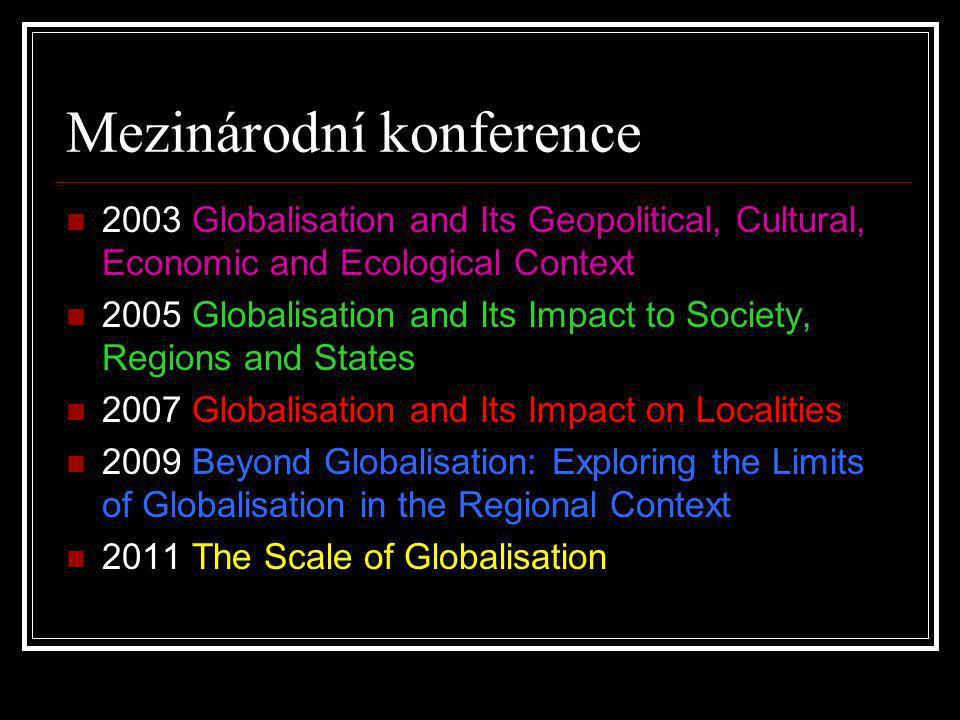 Mezinárodní konference