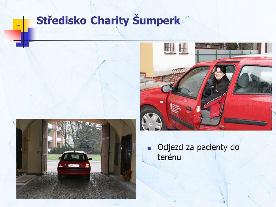 Středisko Charity Šumperk