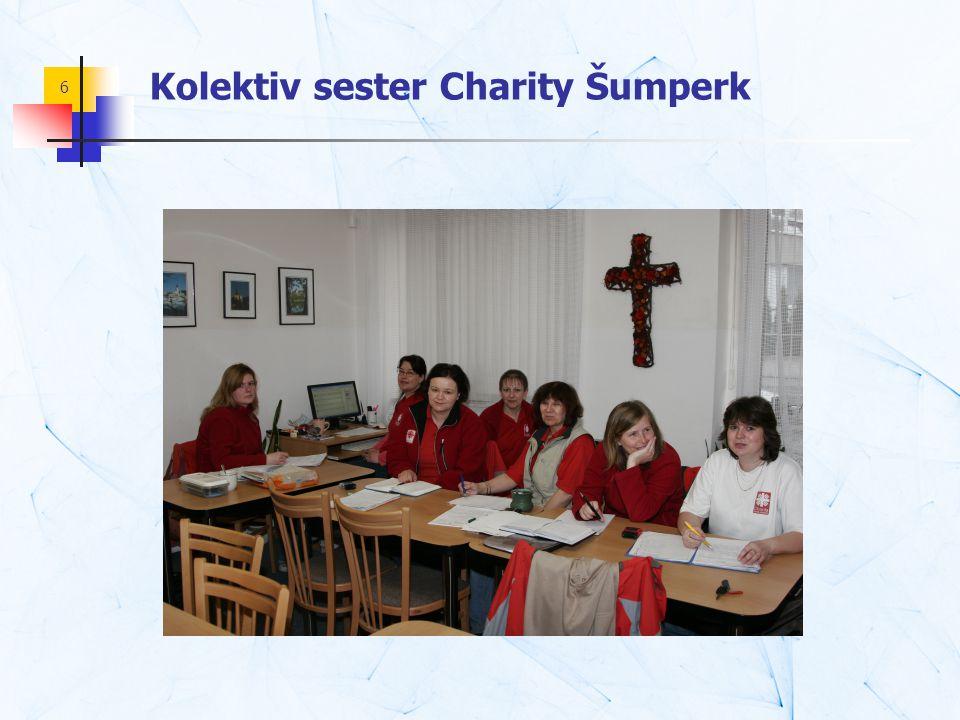 Kolektiv sester Charity Šumperk