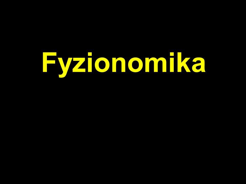 Fyzionomika