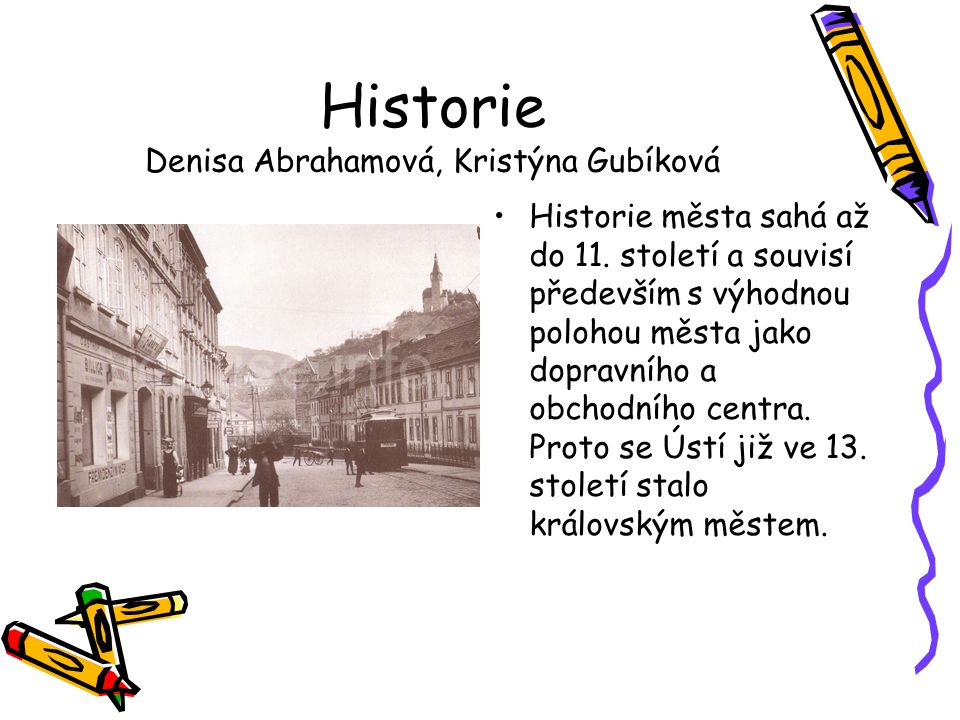 Historie Denisa Abrahamová, Kristýna Gubíková