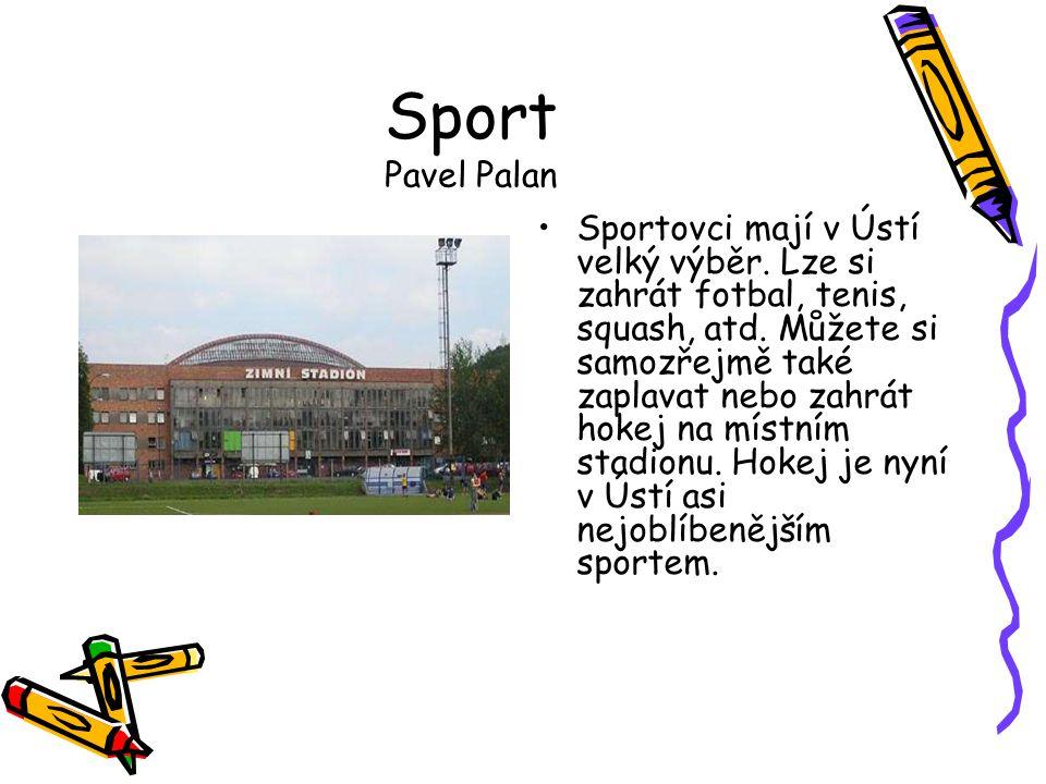 Sport Pavel Palan