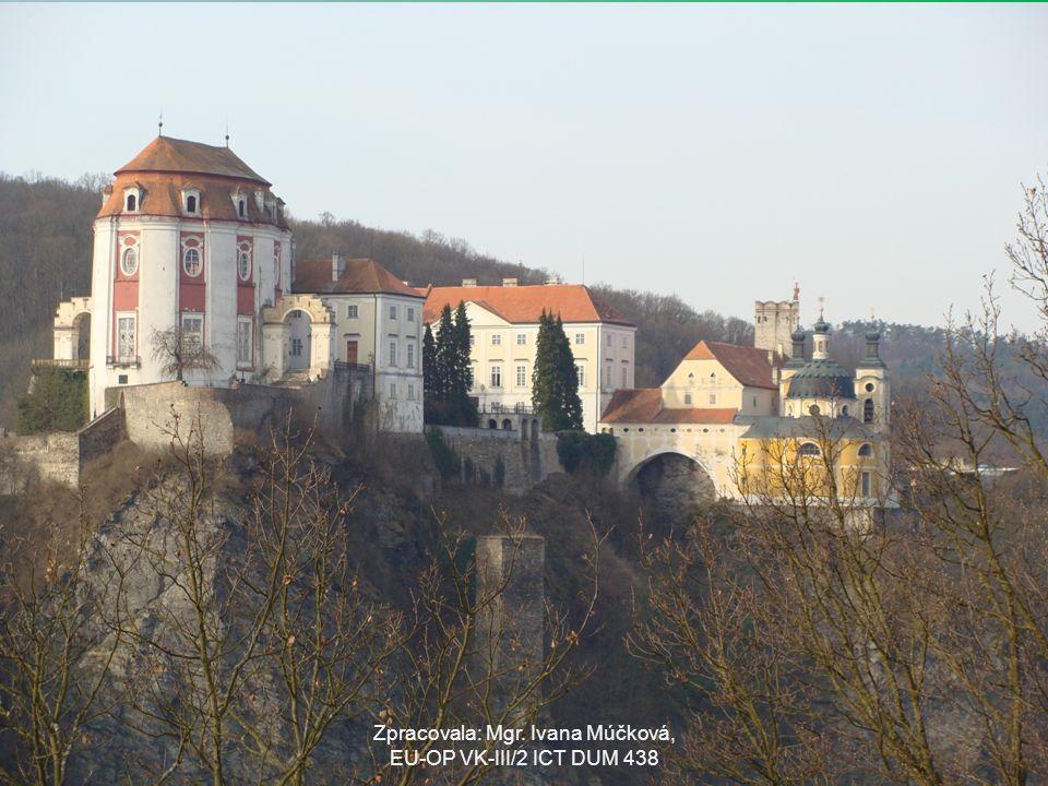 Zpracovala: Mgr. Ivana Múčková, EU-OP VK-III/2 ICT DUM 438