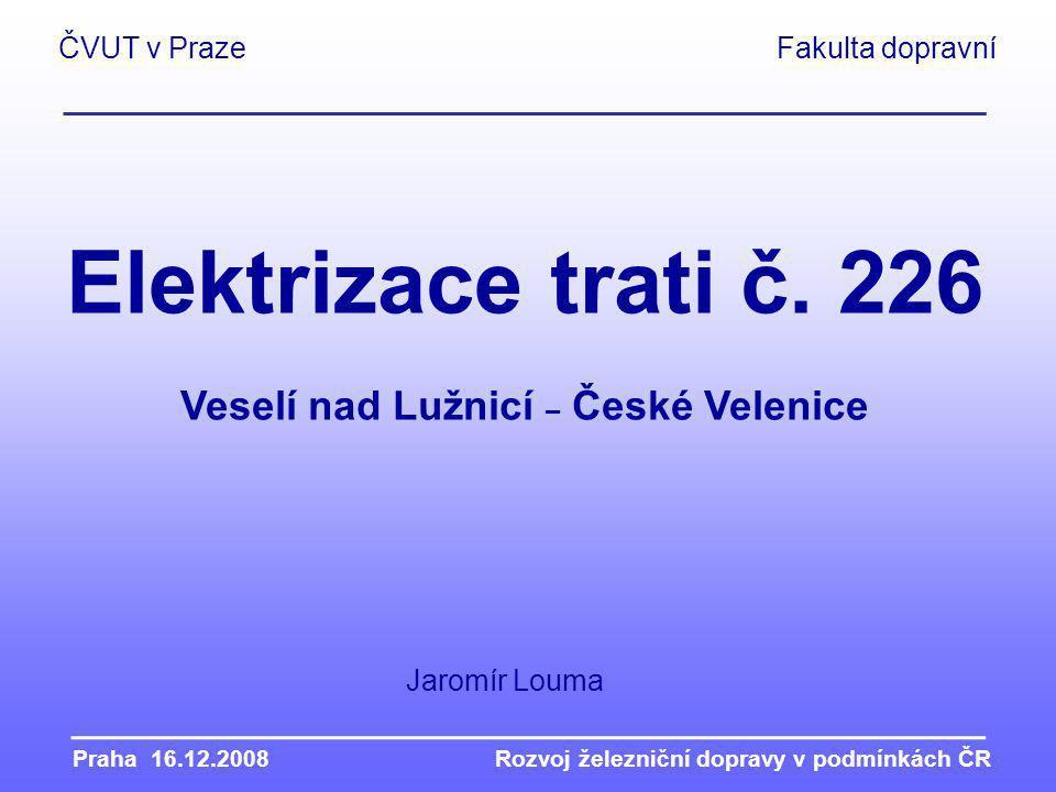 Veselí nad Lužnicí – České Velenice