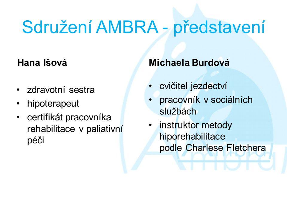 Sdružení AMBRA - představení