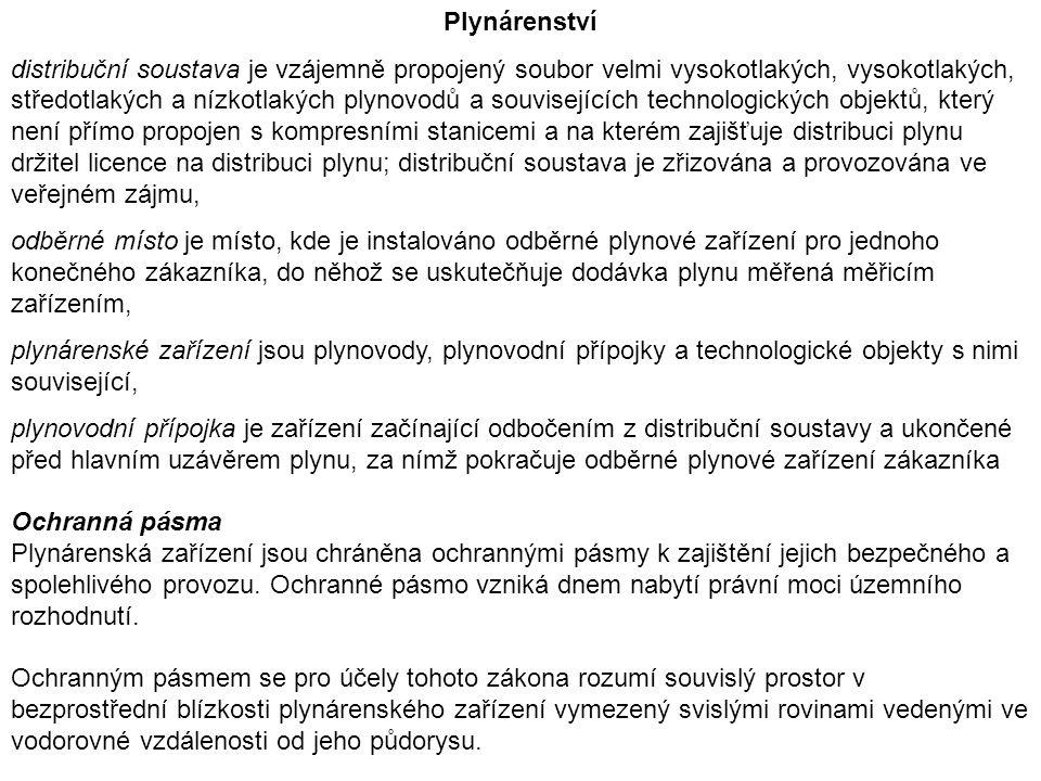 Plynárenství
