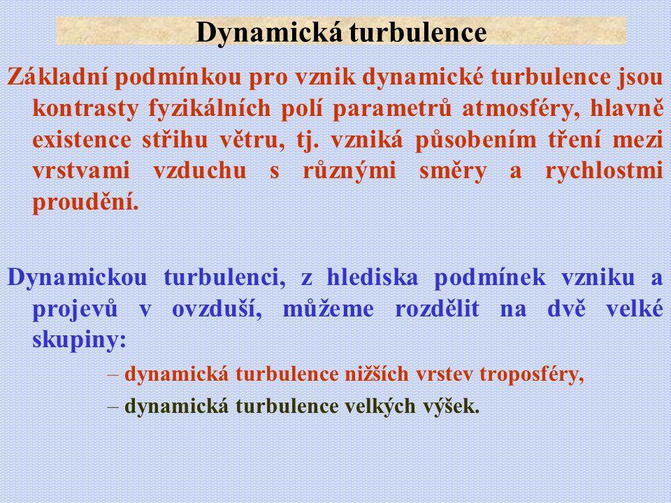 Dynamická turbulence