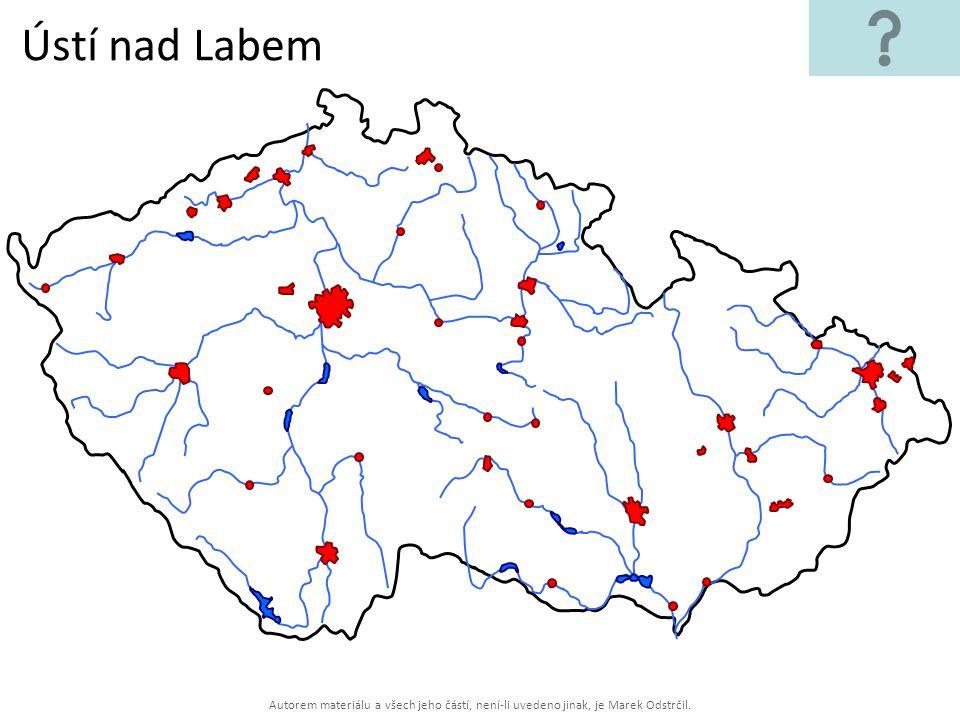 Ústí nad Labem Autorem materiálu a všech jeho částí, není-li uvedeno jinak, je Marek Odstrčil.