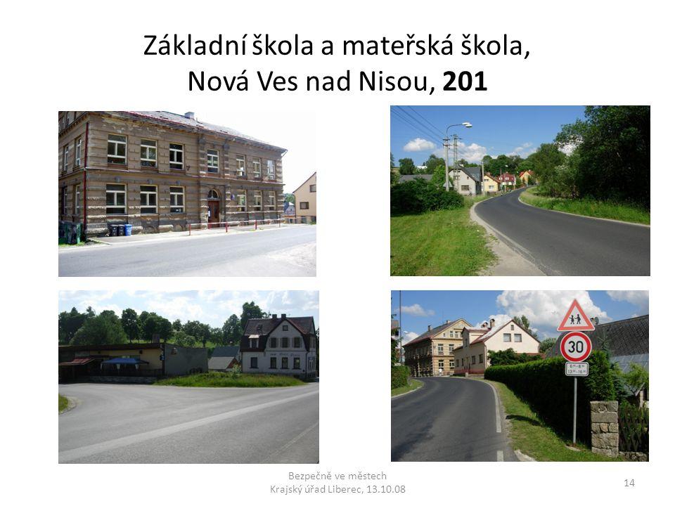 Základní škola a mateřská škola, Nová Ves nad Nisou, 201