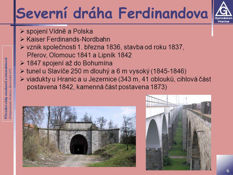 Severní dráha Ferdinandova