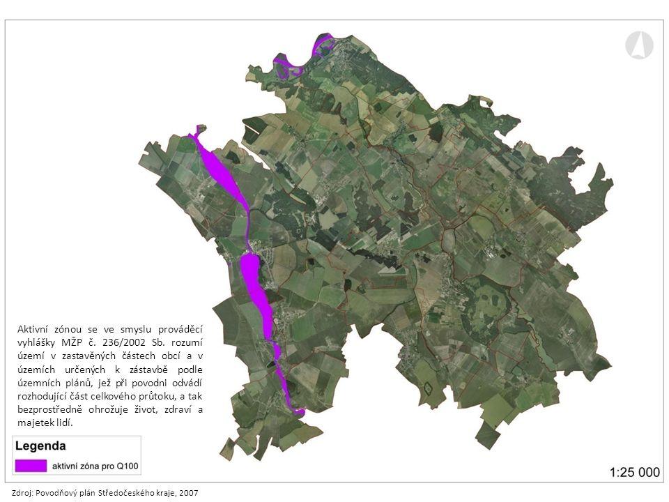 Aktivní zónou se ve smyslu prováděcí vyhlášky MŽP č. 236/2002 Sb