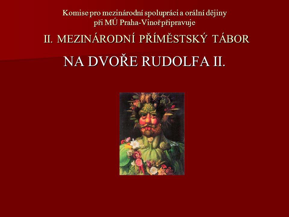 Komise pro mezinárodní spolupráci a orální dějiny při MÚ Praha-Vinoř připravuje II. MEZINÁRODNÍ PŘÍMĚSTSKÝ TÁBOR