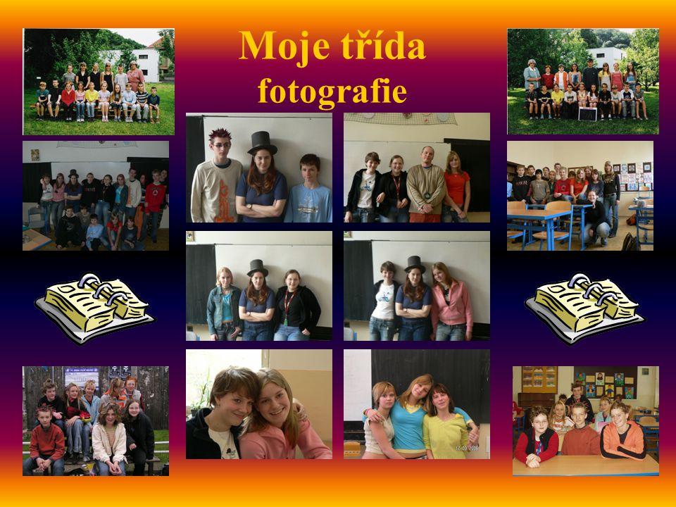 Moje třída fotografie