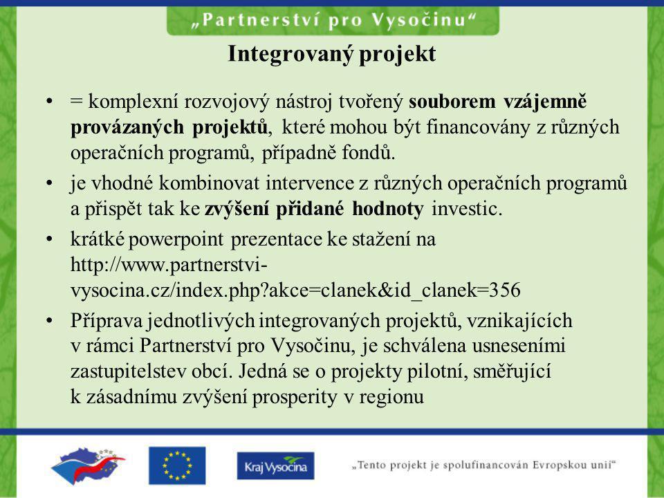 Integrovaný projekt