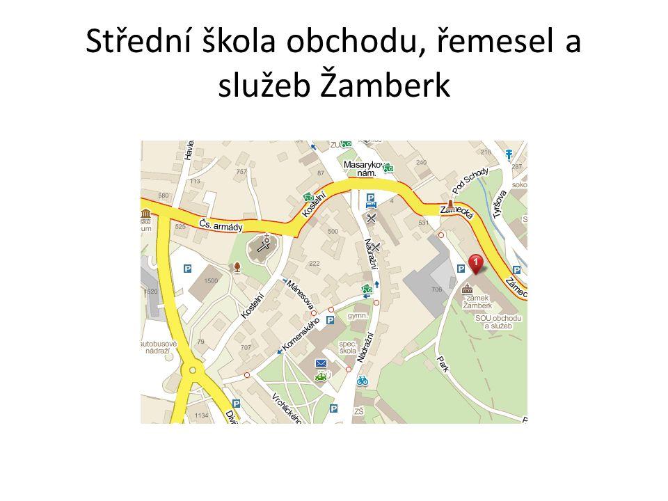 Střední škola obchodu, řemesel a služeb Žamberk